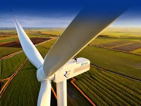 Wind turbine Blades and Rotor