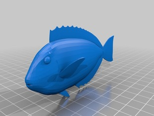 Fish from the Toucan Virtual Museum