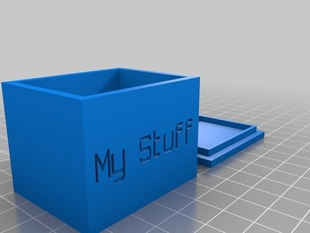 Customizable Box