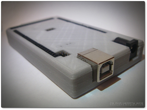 Arduino Mega snug case
