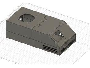 3D-Printer electronics enclosure