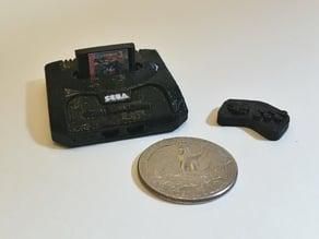 Mini SEGA Genesis (Gen 2)