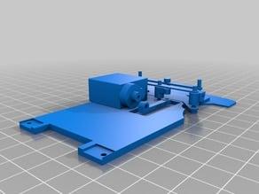 Bell Crank Flexible steering design