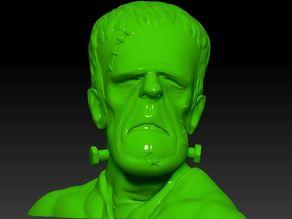 Frankenstein Remix (Flattened Base)