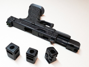Glock compensators