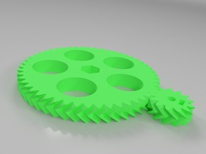 FIxed/Higher-Res Herringbone Gears for JJRobots StarTracker