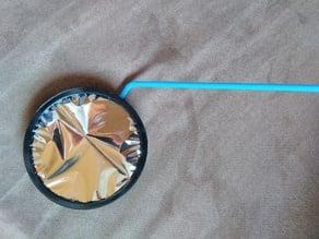 Pustespiegel (konvex konkav) Spiegel Hohlspiegel Mirror
