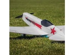 FT MiG-3 Exhaust