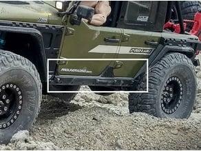 Axial SCX10 Jeep JK - Armor Rock Sliders