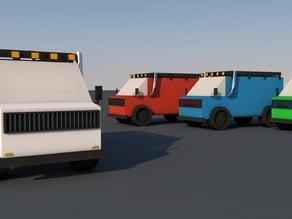 Basic SUV Car