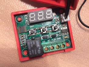 Cheap PCB Thermostat Case