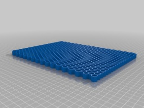 My Customized honeycomb generatortest2