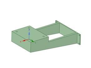 skateboard wall mount shelf !see latest version for improved design!