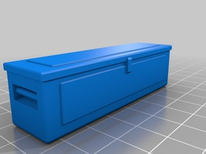 Transport and Hardware Box - R/C
