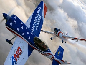 Aerobatic Plane With Detailed Engine (HIGH DETAIL)