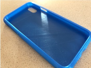 iPhone X Flexible Case v2