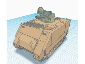 M163 VADS or M901 ITV
