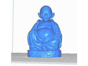 Gollum Buddha (LOTR Collection)