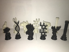 Biochemistry Chess Set