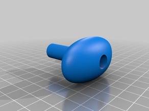Reel handle