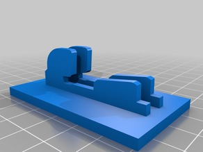 Elfa / Elements 32 compatible mount