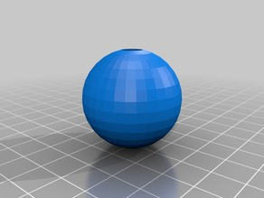 Ball 5mm LED Diffuser