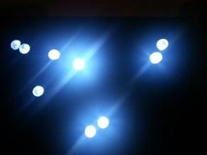 Zodiac LED Box