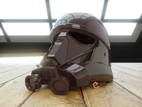 Death Trooper (AWT Trooper)  Full Scale Helmet (Rogue One)