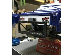 Lite Rear Bumper for Team Associated SC10 2WD