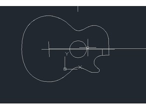 Les Paul Outline