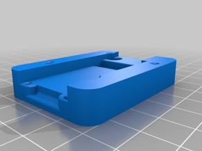 Micro SD Adapter holder for 4020 or 4040 extrusion