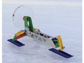 Tri-Skid Air Snow (RODAM)