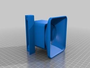 Fume Filter for UP Mini 3D Printer