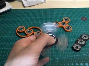 Hand Spinner Retro fidget toy