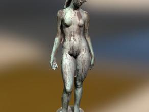 Aphrodite (1915) made by Einar Utzon-Frank