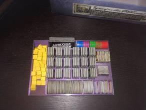 Manhattan project - token tray