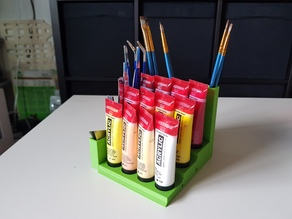 Paint Holder / Brush Holder / Tool Holder