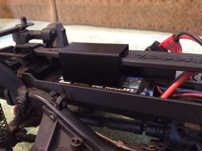 Traxxas TRX4 Small Battery Spacer Block