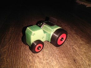 Tractor Kids Toy