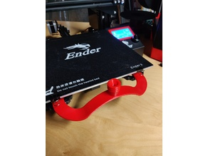 Ender 3 Handle with Camera Mount