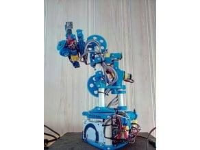 Modular robotic arm