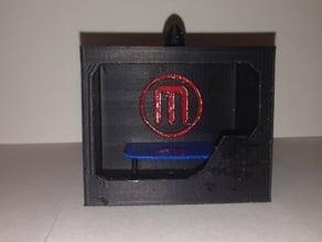 MakerBot Replicator 2 Christmas Ornament