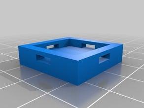 8 bit block art -1 inch squares