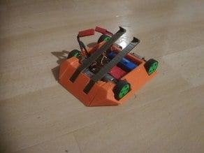 Antweight (UK) combat robot - Lifter