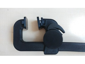 Rocker Pad for Quick Clamp