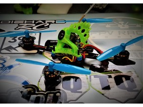 Whoop Canopy for Whoop-style FC with AIO Camera VTX (30 degrees)