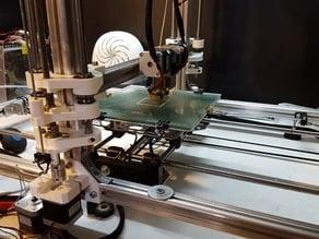 k8200 3DRAG - New double motorization axis Z