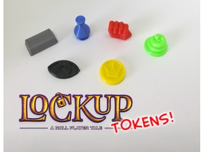 Lockup - Roll Player: Upgrade Tokens (Boardgame)