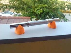 Dumbbel pushup adapter