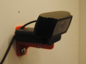 Simplified Webcam Mount